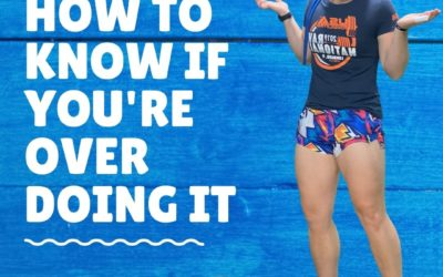 How to Know If You're Over Doing It in the Gym?