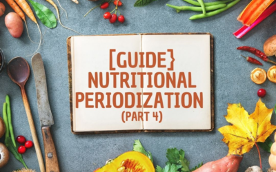 [GUIDE] Nutritional Periodization (Fat Loss Edition) Pt. 4