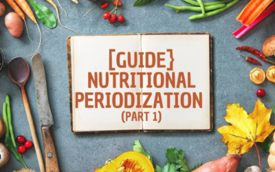 [Guide] Nutritional Periodization (Fat Loss Edition Pt. 1)