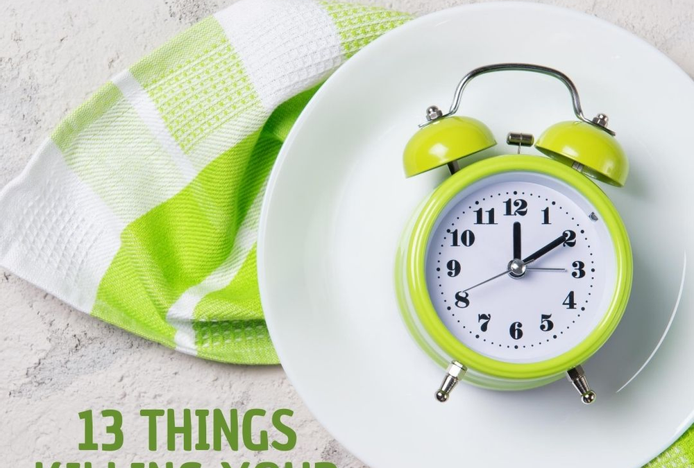 13 Things Killing Your Metabolism